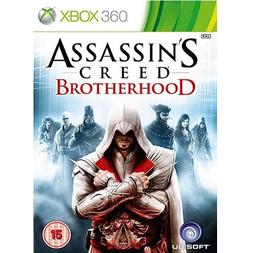Assassins Creed Brotherhood [Classics] Xbox 360 Game