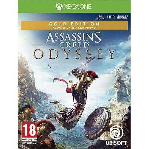 Assassins Creed Odyssey Gold Edition Xbox One Game