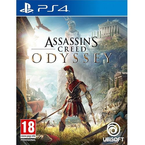 Assassins Creed Odyssey PS4 Game - Gamereload.co.uk