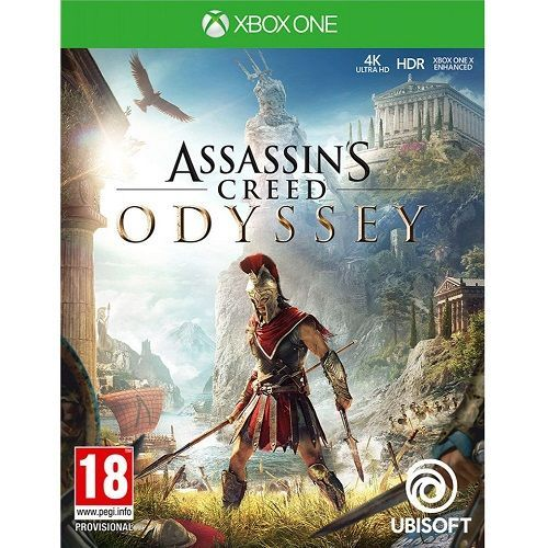Assassins Creed Odyssey Xbox One Game