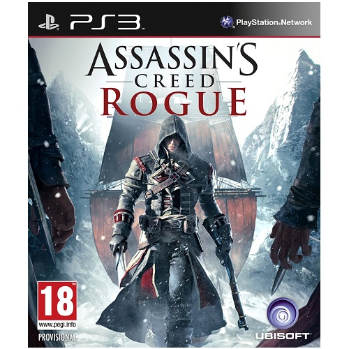 Assassins Creed Rogue PS3 Game