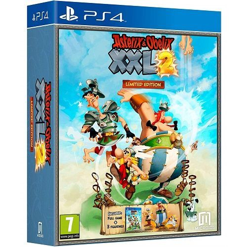 Asterix and Obelix XXL 2 Limited Edition PS4 Game