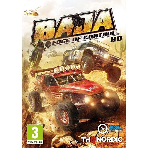 Baja Edge of Control HD PC Game