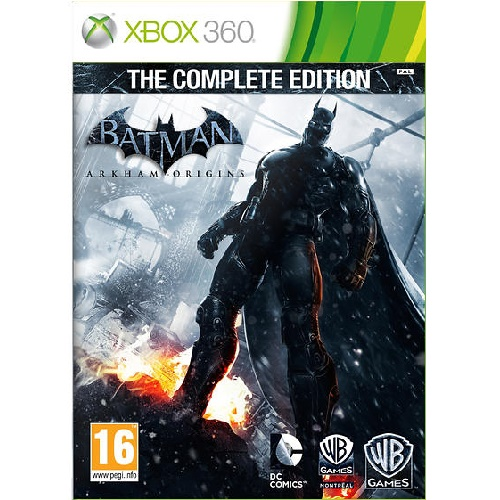 Batman Arkham Origins Complete Edition Xbox 360 Game