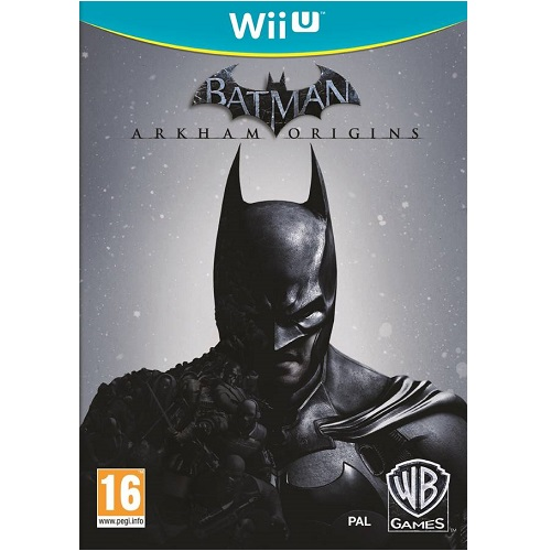 Batman Arkham Origins Wii U Game