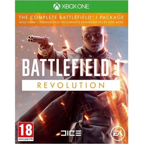 Battlefield 1 Revolution Xbox One Game