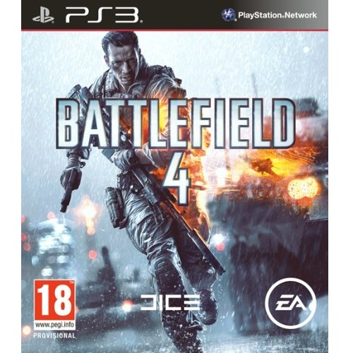 Battlefield 4 PS3 Game - Gamereload.co.uk