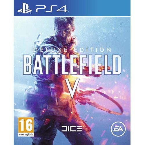 Battlefield V Deluxe Edition PS4 Game