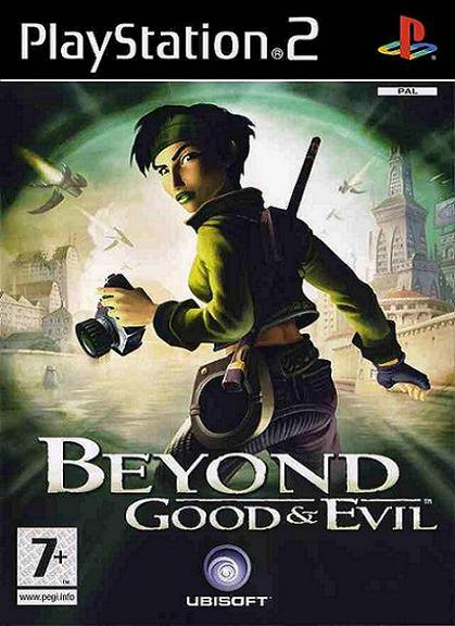 Beyond Good & Evil PS2 Game