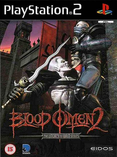 Blood Omen 2 (Legacy of Kain) PS2 Game