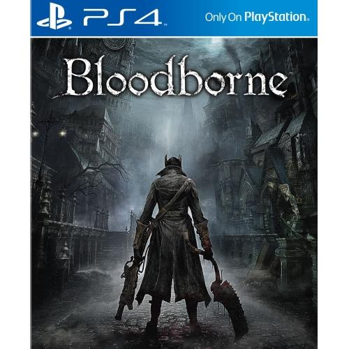 Bloodborne PS4 Game