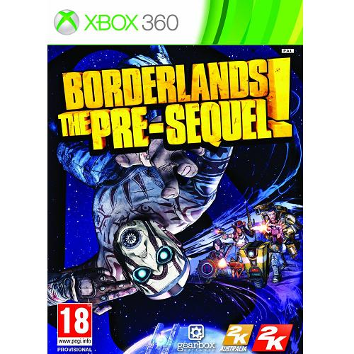 Borderlands The Pre-Sequel! Xbox 360 Game