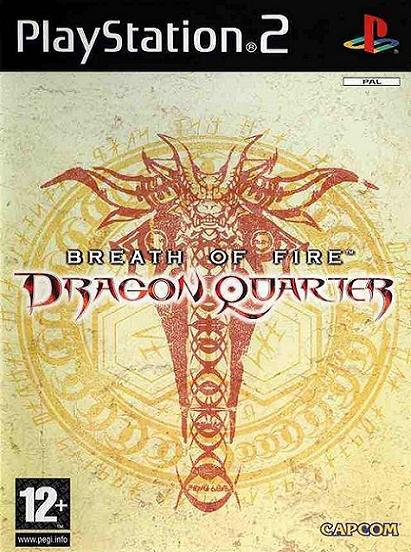 Breath of Fire Dragon Quarter PS2 Game