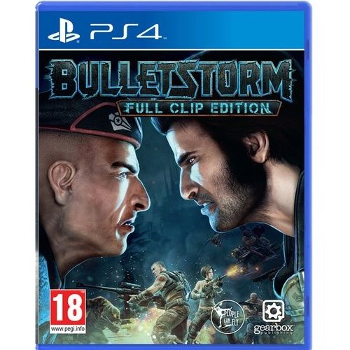 Bulletstorm Full Clip Edition PS4 Game