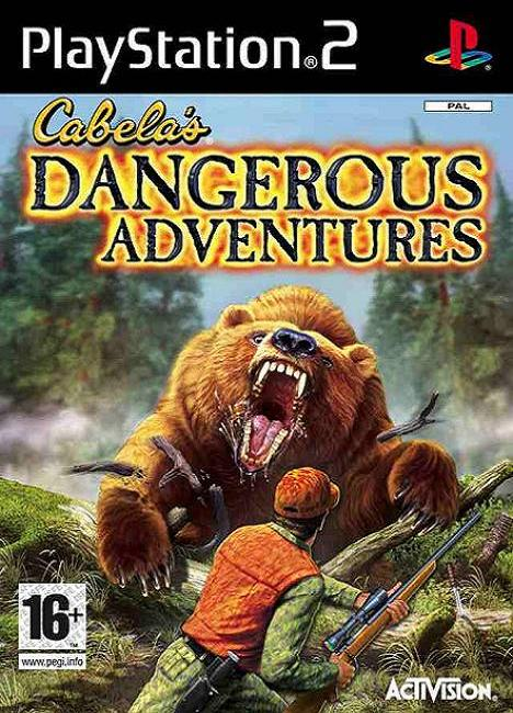 Cabela's Dangerous Adventures PS2 Game