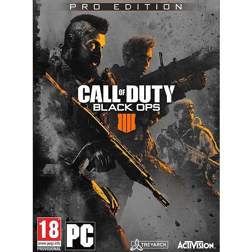 Call of Duty Black Ops 4 Pro Edition PC Game