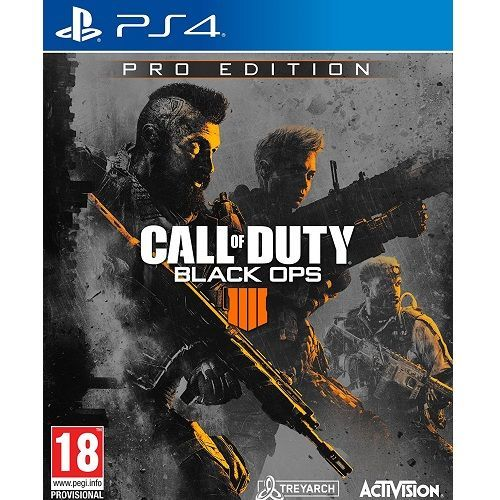 Call of Duty Black Ops 4 Pro Edition PS4 Game