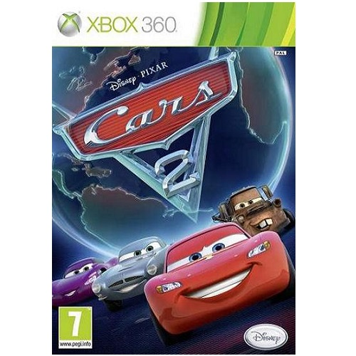 Cars 2 The Videogame [Classics] Xbox 360 Game