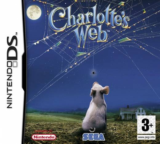 Charlotte's Web Nintendo DS Game