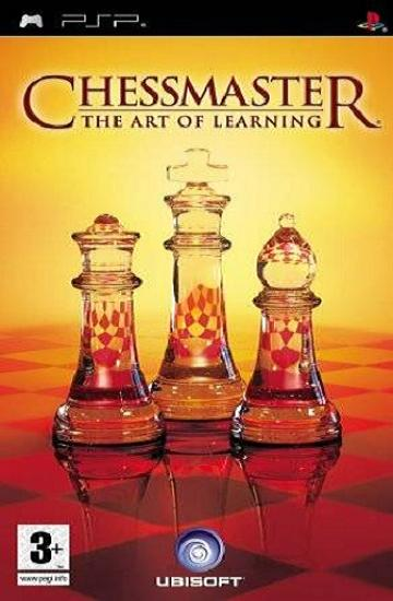 Chessmaster 11 The Art of Learning PSP Game
