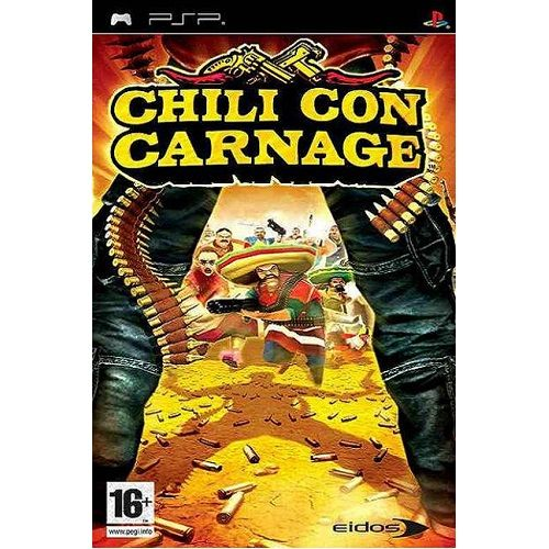 Chili Con Carnage PSP Game