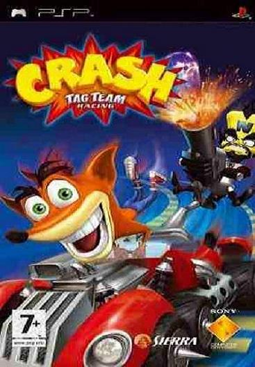 Crash Tag Team Racing [Essentials] PSP Game