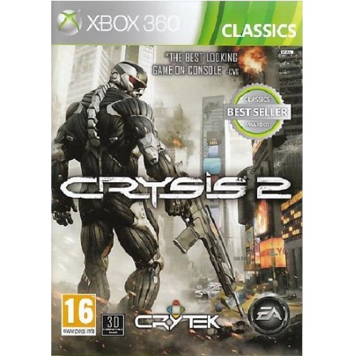 Crysis 2 (Classics) for Xbox 360 | Gamereload