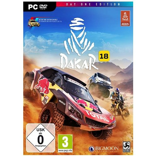 Dakar 18 PC Game - Gamereload.co.uk