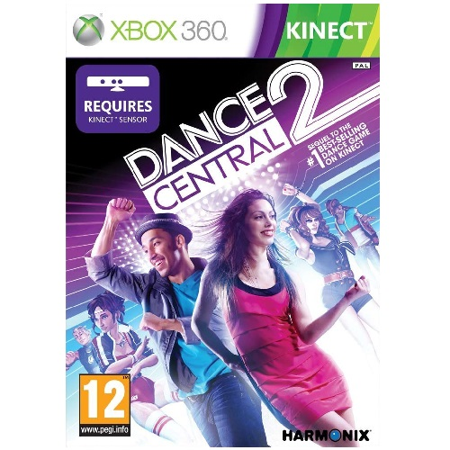 Dance Central 2 (Requires Kinect) Xbox 360 Game