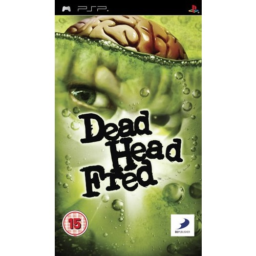 Dead Head Fred PSP Game