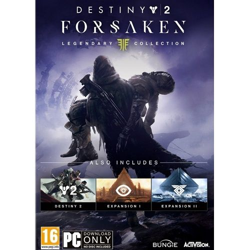 Destiny 2 Forsaken Legendary Collection PC Game