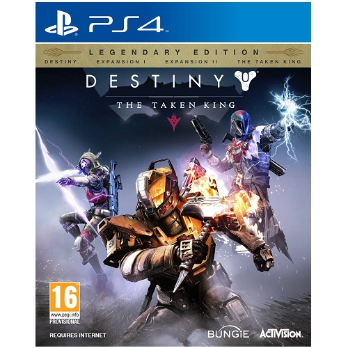 Destiny The Taken King PS4 Game