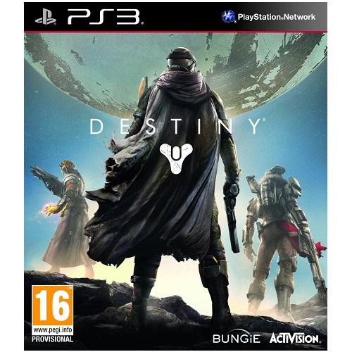 Destiny Vanguard Edition PS3 Game
