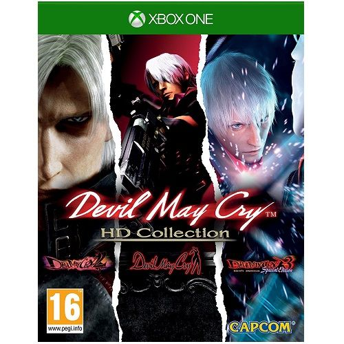 Devil May Cry HD Collection Xbox One Game