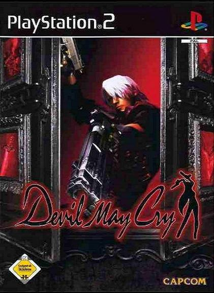 Devil May Cry Platinum PS2 Game
