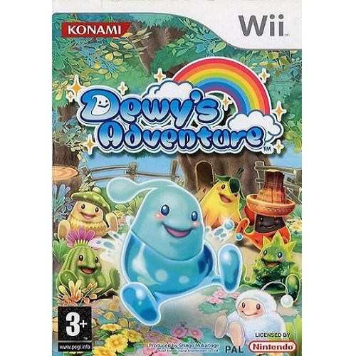 Dewys Adventure Nintendo Wii Game
