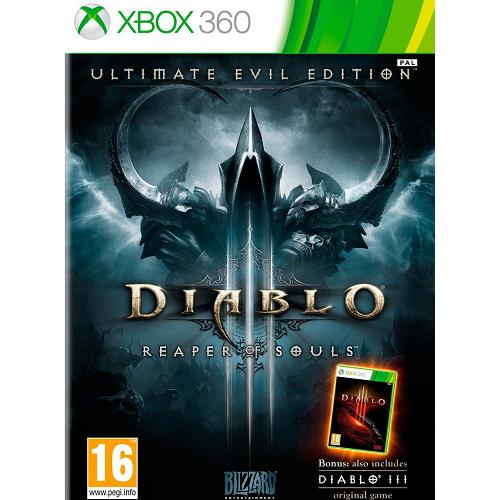 Diablo III 3 Ultimate Evil Edition Xbox 360 Game
