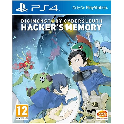 Digimon Story Cybersleuth Hackers Memory PS4 Game
