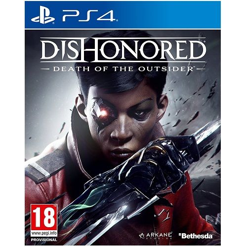 Dishonored Death of The Outsider PS4 Game