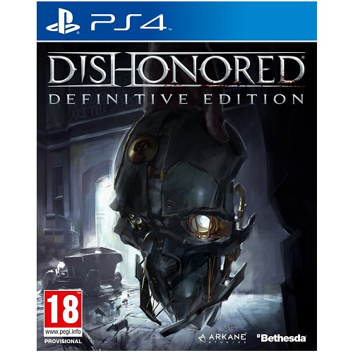 Dishonored Definitive Edition PS4 Game
