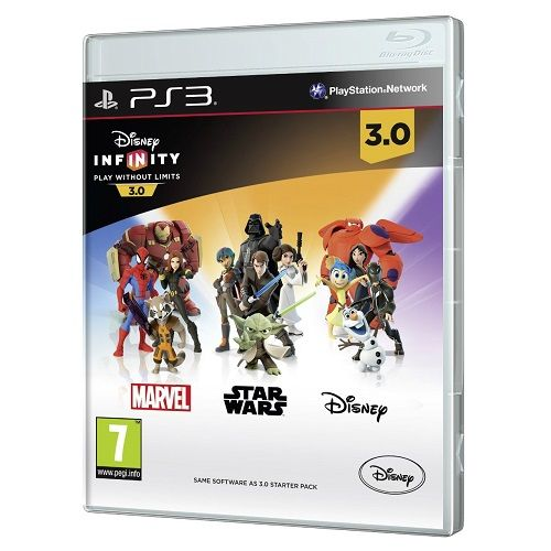 Disney Infinity 3.0 Software PS3 Game
