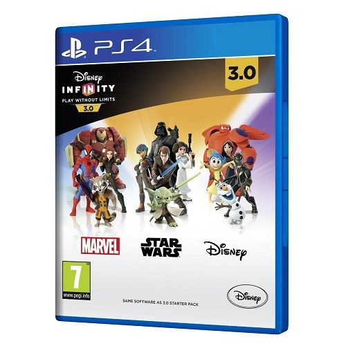 Disney Infinity 3.0 Software PS4 Game