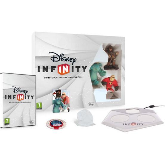 Disney Infinity Starter Pack PS3 Game