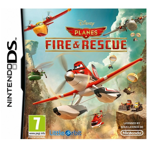 Disney Planes Fire and Rescue for DS | Gamereload