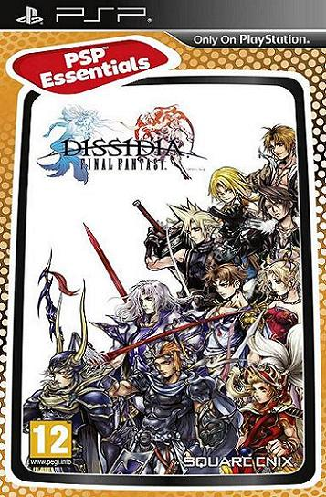 Dissidia Final Fantasy [Essentials] PSP Game