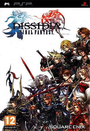 Dissidia Final Fantasy PSP Game