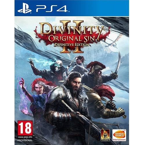 Divinity Original Sin 2 Definitive Edition PS4 Game