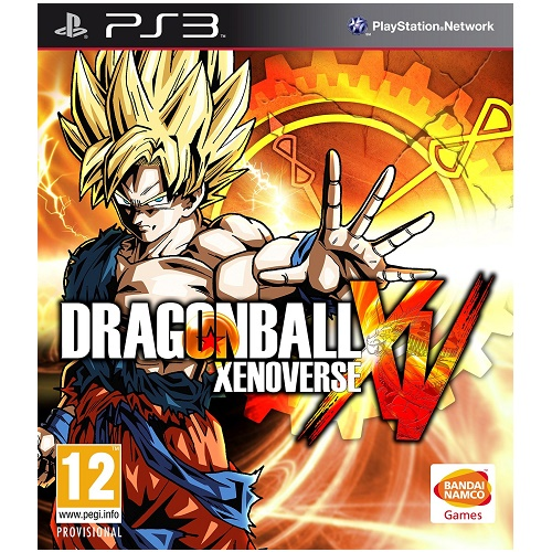 DragonBall Xenoverse [Essentials] PS3 Game