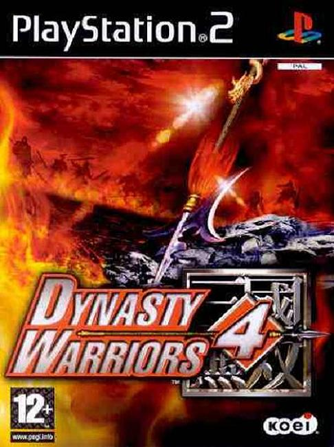 Dynasty Warriors 4 PS2 Game