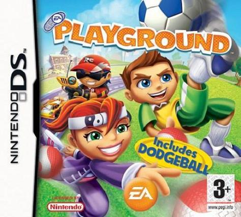 EA Playground for Nintendo DS - Gamereload
